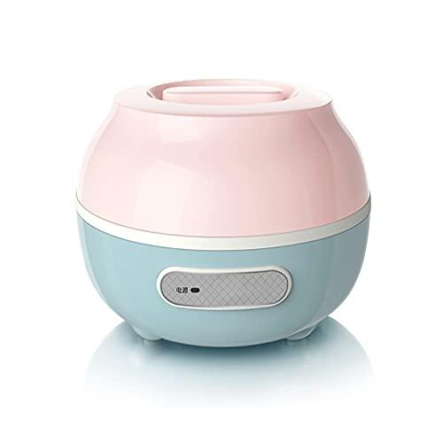 JYDQB Máquina automática de Yogur de 1L, Herramientas de Yogur para el hogar, Aparato de Cocina, Interior de Acero Inoxidable