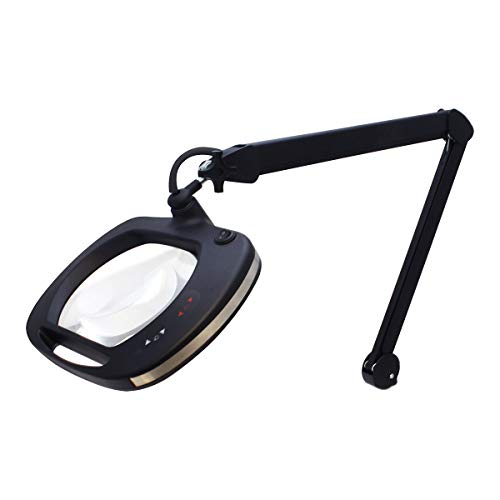 Aven Mighty Vue Pro 5D [2.25x] Magnifying Lamp with Color Temperature Controls - ESD Safe (26505-ESL-XL5)