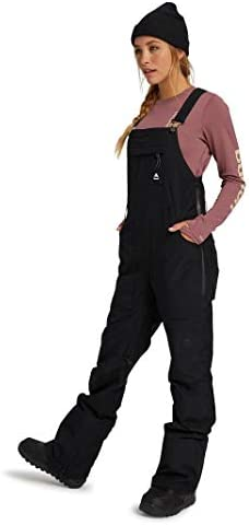Burton Womens Gore Tex Avalon Bib Pant True Black Large product image