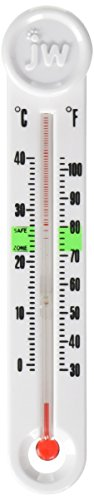 JW Pet Company Smarttemp Thermometer Aquarium Accessory