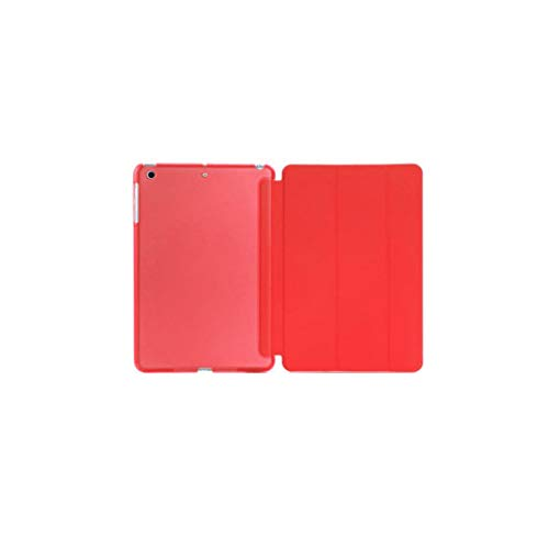 siwetg Funda de piel con tapa para iPad Mini 1, 2 y 3 con pantalla retina, función de encendido y apagado automático