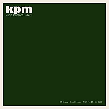 Kpm 1000 Series: Classical Synthesiser / Stained Glass Windows