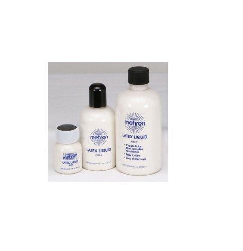 Mehron - Latex liquido profesional para maquillaje de caracterizacion (disponible en varios tamanos)