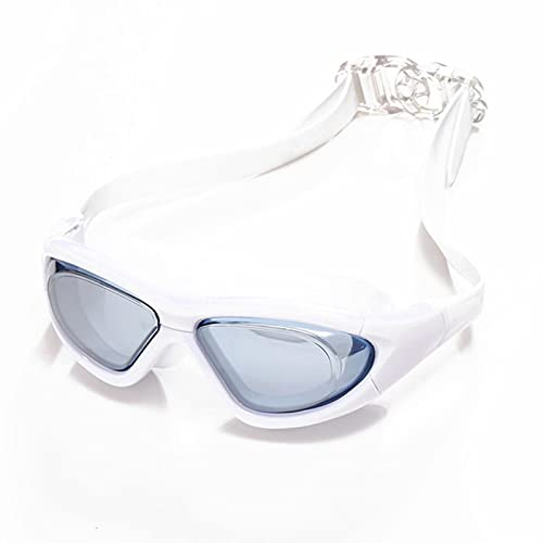 ZYNS Gafas de natación Adultos Gafas de Natación Hombres Profesional Gafas de Natación Anti Niebla UV Gafas de Natación UV Impermeable Gafas de Buceo