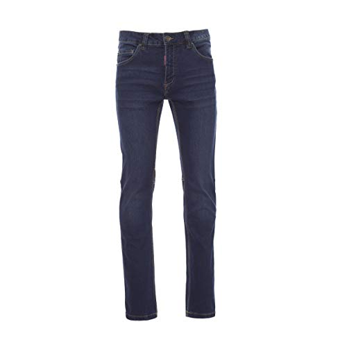 Payper Pantalone Uomo San Francisco Jeans Denim Stretch 300 gr (46)