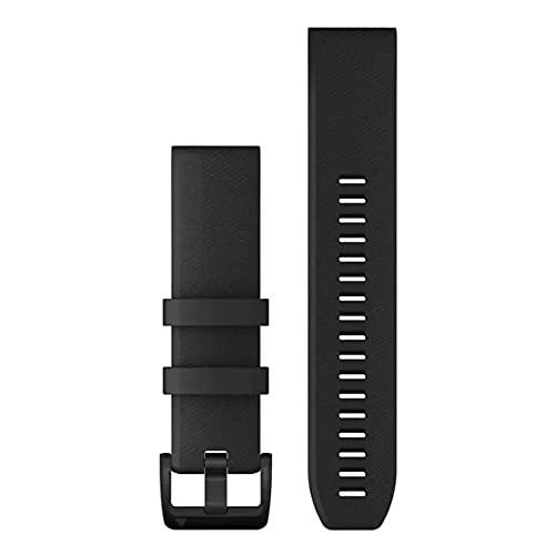 Garmin Quickfit - Correa de reloj con ventilación, color gris carbón