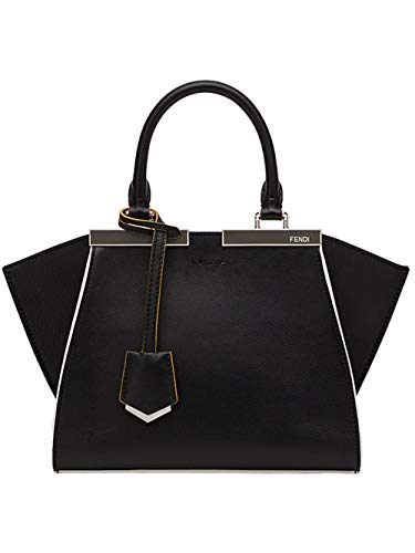 Fendi Luxury Fashion Donna 8BH3335C3F0GXN Nero Borsa A Mano | Primavera Estate 19