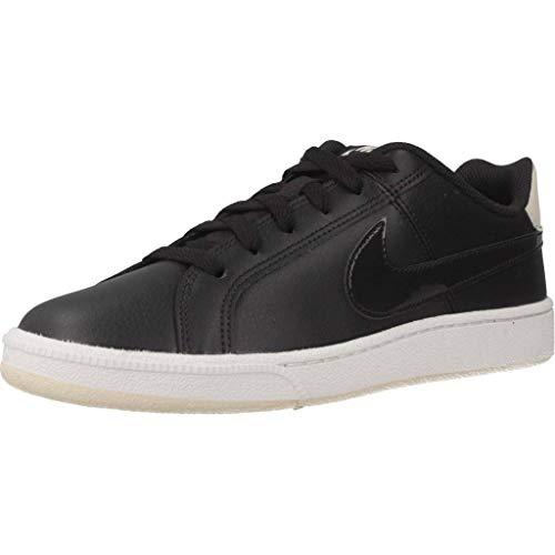 Nike Chaussures de gymnastique pour femme Court Royale Shoe - Jaune - L