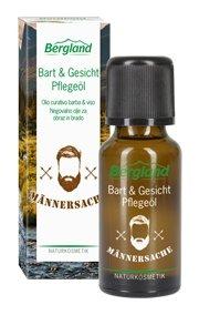 Bergland Bart & Gesicht Pflegeöl 20ml