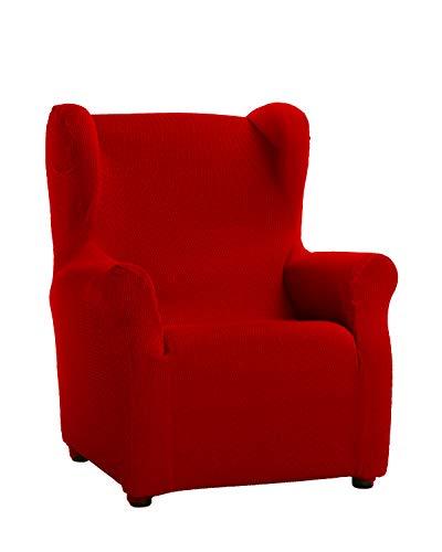 Martina Home Tunez Sesselbezug Ohrensessel Ohrensessel rot