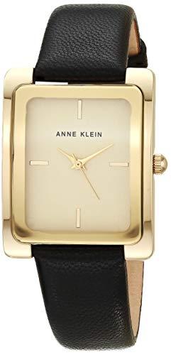 ANNE KLEIN Reloj Analógico para Mujer de Cuarzo japonés AK/2706CHBK