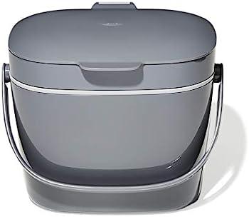 OXO Good Grips Easy-Clean Compost Bin (1.75 Gal)