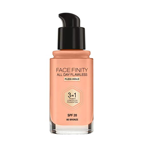 Max Factor 56124 Face Finity 3 in 1 Base Maquillaje