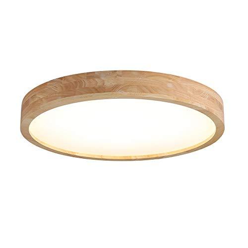 AIDENGJUT Lámpara de techo moderna Iluminación de techo LED delgada, Lámparas de techo para la sala de estar Lámparas de techo para el pasillo Luces de dormitorio de troncos