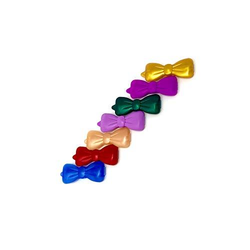 Camtiac Hunde-Haarspange 7 Stück Edition Bonbon