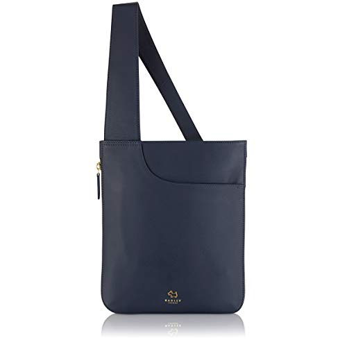 Radley Pockets Medium Zip Top Cross Body Bag - MEDIUM, INK