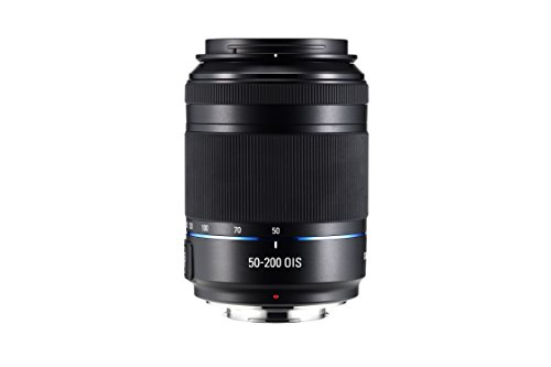Samsung EX-T50200CSB i-Function Objektiv 50-200 mm F4-5.6 ED OIS III für Samsung NX-Serie schwarz