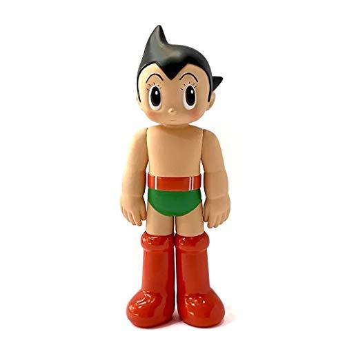 ZHANG 5.3 Inch Nostalgic Version Errötende Astroboy Abbildung Mighty Atom Spielzeug Sammlerpuppe Kinderzimmerdekoration for Hobbies Collecting