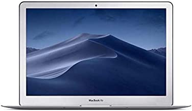 Apple MacBook Air 13.3-Inch 256GB Laptop (Intel Core i7 2.2GHz, 8GB RAM) 2015 Version (Renewed)