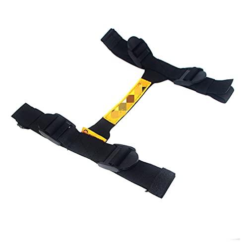 CAIFEIYU Cinturón de la Cuerda de la manija de la Motocicleta Ajuste para el Ajuste del Lado del Lado de la Caja Superior de la Caja para R1200GS Aventuras R1250GS R1200 R1250 GS/ADV F850GS F750GS F