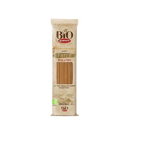 Pâtes spaghetti à l'épeautre BIO 400 g Granoro