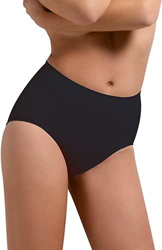 SENSI' Slip Modellante Donna Maxi Taglie Forti Intimo Senza Cuciture Traspirante Seamless Made in Italy
