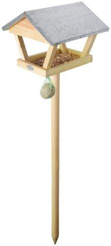 Esschert Design Vogelfutterhaus aus FSC®-zertifiziertem Kiefernholz