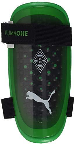 PUMA Unisex– Erwachsene BMG One 5 Shin Guard schienbeinschoner, Black-Bright Green, M