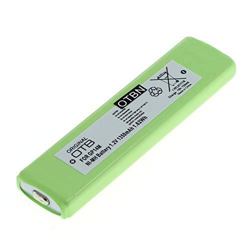 OTB Akku kompatibel zu GP14M / NH-14WM / MHB-901 / AD-N55BT / HF18/07/68 NiMH
