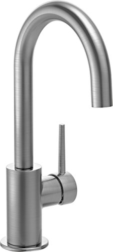 Delta 1959LF-AR Trinsic Single-Handle Bar Faucet, Arctic Stainless