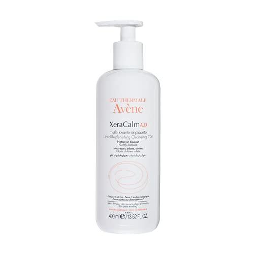Avene XeraCalm A.D. Lipid - Replenishing Cleansing Oil, 400 ml