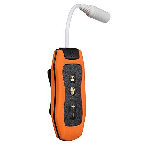 AMY Wasserdicht Mp3 Zum Schwimmen, MP3-Player Unter Wasser Wasserdicht IPX8 Wasserdicht Mit Shuffle-Funktion 4GB Schwimmen Für Schwimmen/Running/Training/Gym,D