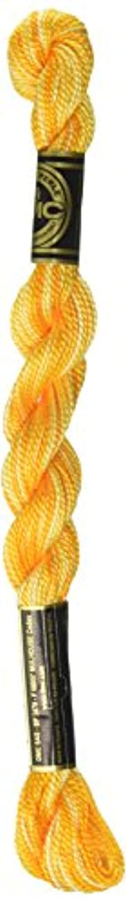 DMC 115 5-90 Pearl Cotton Thread, Variegated Yellow, Size 5