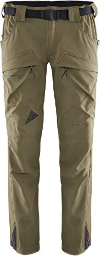 Klättermusen Gere 2.0 Pantalon Homme, Dusty Green Modèle L (Short) 2020