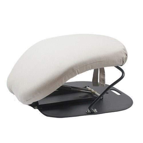 Seat Asiento J-Lifting Assist Cojín ergonómico Assist Plus portátil Auto Alimentado para Personas Mayores, discapacitados o discapacitados