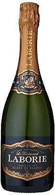 KWV 2011 Laborie Cap Classique Blanc De Blanc sparkling Wine, 75 cl, KW137B