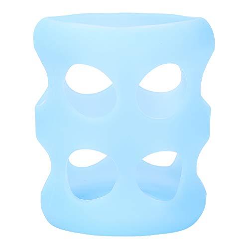 Funda protectora silicona biberón Protector resistente