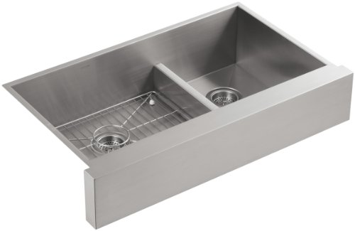 Kohler Stainless Steel Apron Front Kitchen Sink