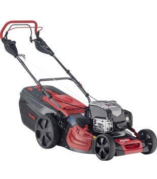 AL-KO Benzin-Rasenmäher Premium 520 VS-B (51 cm Schnittbreite, 2.6 kW Leistung, Stahlblechgehäuse, Hinterradantrieb variabel einstellbar, Mulchfunktion, Seitenauswurf, für Rasenflächen bis 1800 m²)