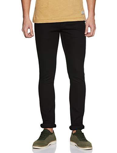 Wrangler Men's Skinny Fit Jeans (W37267W2201Z_Jsw-Black_30)