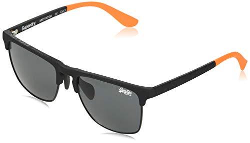 Superdry FIRA gafas de sol, Rubberised Black, Einheitsgröße para Hombre