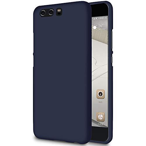 Handy-Hülle in Dunkelblau für Huawei P10 Plus   Ultra-Slim Mat Hülle