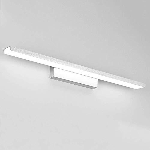 GAOYINMEI Lluminación de Pared Anti-condensación de la lámpara de Pared de Aluminio Tecnología Superior Diseño de Voltaje de Control Inteligente del Circuito de Aluminio, acrílico luz de la Pared