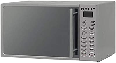 Microondas cerámico con grill Nevir NVR-6140 MDGC