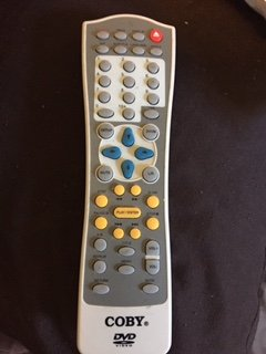 Read About Coby DVD Player Remote Control DVD627, DVD527, 0202B