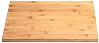 höfats - Crate Auflagebrett - Macht den Crate zum Hocker, Beistelltisch oder als Servierbrett nutzbar - lackiert - Bambus - Zubehör für Crate Feuerkorb