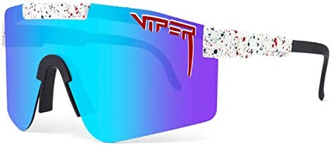 OFAD Polarized Pit Viper Sport Sunglasses for Men Women Outdoor Windproof Eyewear Anti UV Golf product image