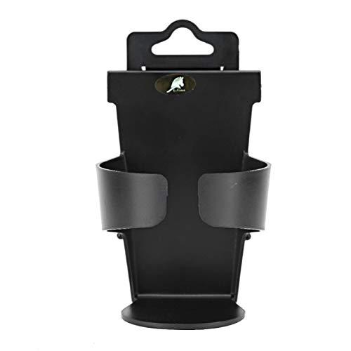 DAUERHAFT Soporte Ajustable Respetuoso con el Medio Ambiente Soporte de Botella de Agua de diseño Ajustable, para la Seguridad Práctico Coche Auto Bebida Botella de Agua Taza