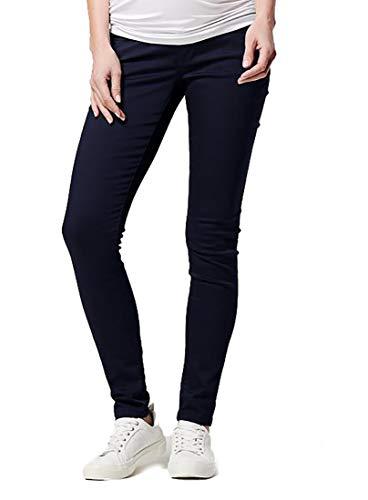 Noppies Damen Jeans Umstandsjeans Schwangerschaftshose Business Hose Romy (Night Sky (P277), Gr. 34 (Herstellergröße: 28 W))