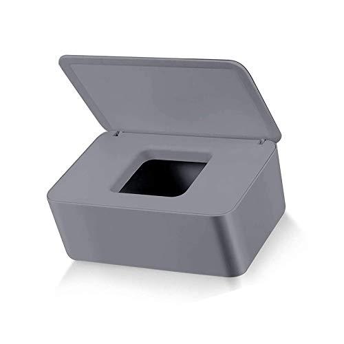 Contenitore Salviette Umidificate,Scatola di dispenser,Salviettine umidificate con coperchio,Porta Scatola per Salviette,Tovagliolo Scatola (B)